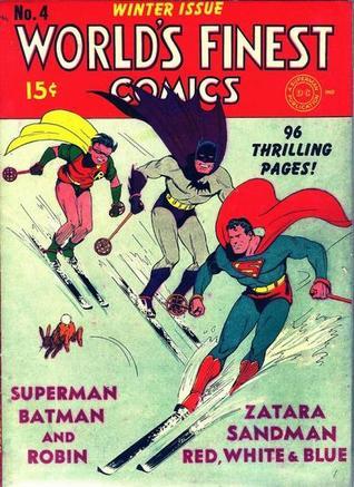 World's Finest Comics (1941-) #4