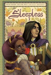 Sleepless, Vol. 1 (Sleepless, #1) Book
