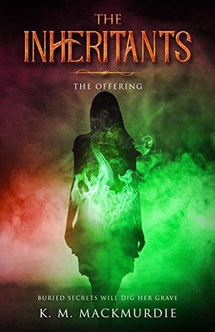 BOOK REVIEW: The Inheritants Saga by Kristy Mackmurdie