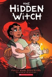 The Hidden Witch (The Witch Boy #2) Book