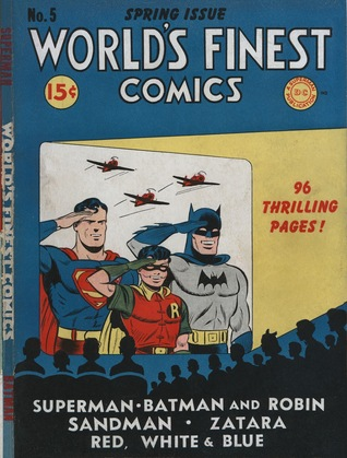 World's Finest Comics (1941-) #5