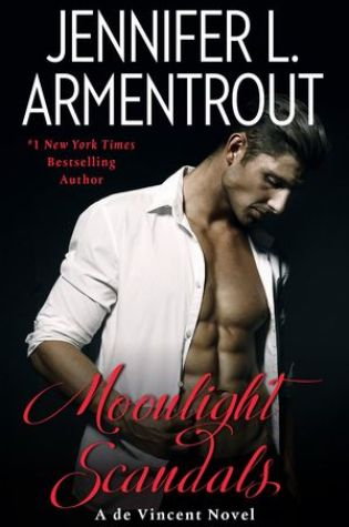 RELEASE EVENT:  MOONLIGHT SCANDAL by Jennifer L. Armentrout