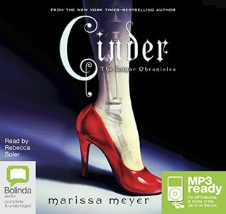 Cinder (The Lunar Chronicles #1)