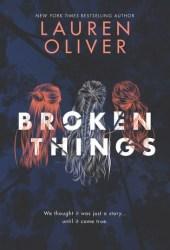 Broken Things Book