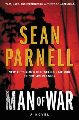 Man of War Book Cover