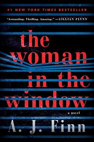 A.J. Finn: The Woman in the Window audiobooks