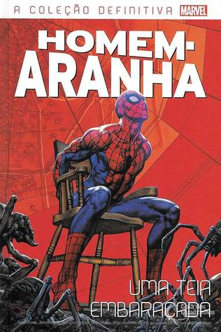 Coleção Definitiva do Homem-Aranha, Vol. 12: Uma Teia Embaraçada