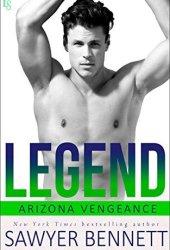 Legend (Arizona Vengeance, #3) Book