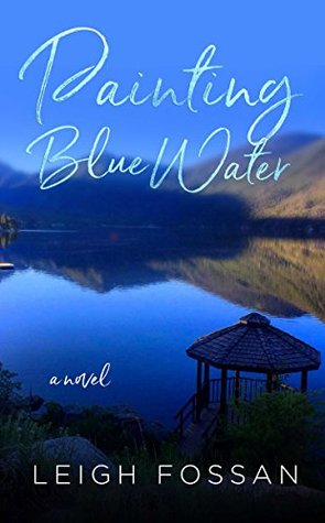 Painting Blue Water