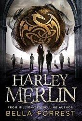 Harley Merlin and the Secret Coven (Harley Merlin #1) Book