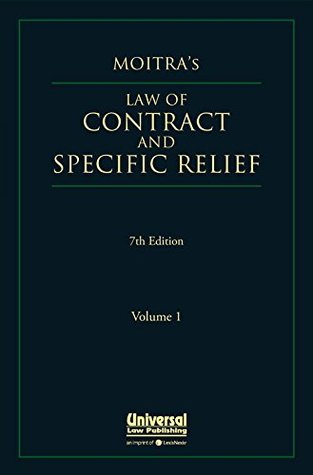 Law of Contract and Specific Relief (Set of 2 Volumes)