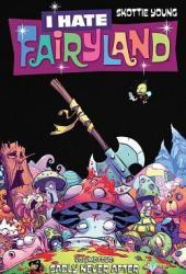 I Hate Fairyland, Vol. 4: Sadly Never After Book