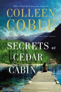 Secrets at Cedar Cabin (Lavender Tides #3)