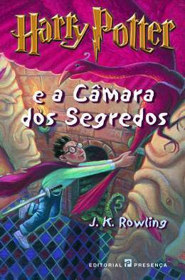 Harry Potter e a Câmara dos Segredos (Harry Potter, #2)