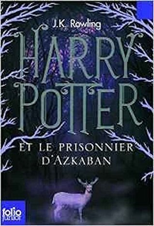 Harry Potter et le Prisonnier d'Azkaban (Book plus cd mp3 package)