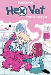 Hex Vet: Witches in Training Book