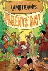 Lumberjanes, Vol. 10: Parents' Day Book