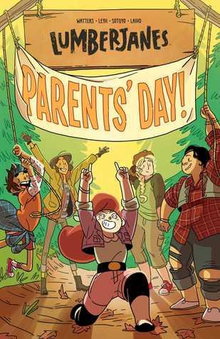 Parents' Day (Lumberjanes, Vol. 10)