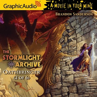 Oathbringer (Stormlight Archive #3, Part 2 of 6)