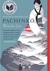 Pachinko Book by Min Jin Lee