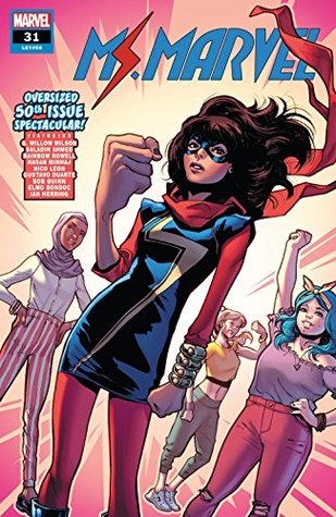 Ms. Marvel (2015-2019) #31