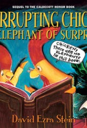 Interrupting Chicken and the Elephant of Surprise Book
