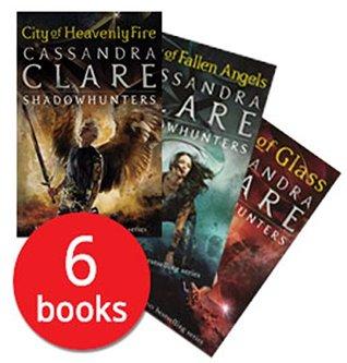 The Mortal Instruments Book Set (BOOK 1- 6 )