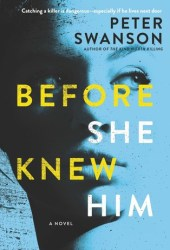 Before She Knew Him Book