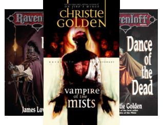 Ravenloft The Covenant (11 Book Series)