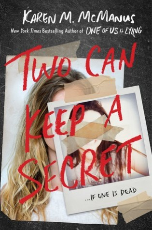Two Can Keep a Secret PDF Book by Karen M. McManus PDF ePub