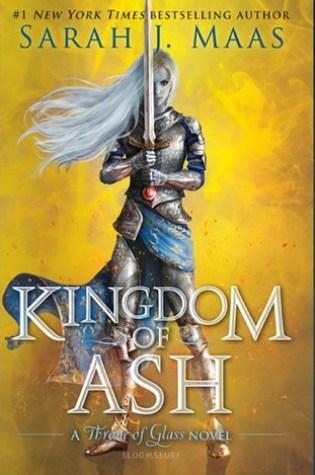 Kingdom of Ash (Throne of Glass, #7) PDF Book by Sarah J. Maas Pdf ePub