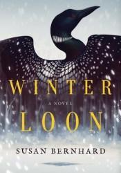Winter Loon Book by Susan Bernhard