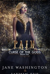 Pain (Curse of the Gods, #5) Book