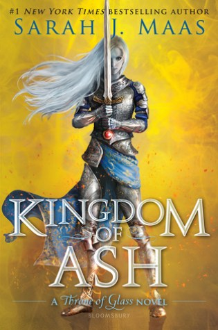 Kingdom of Ash (Throne of Glass, #7) PDF Book by Sarah J. Maas PDF ePub