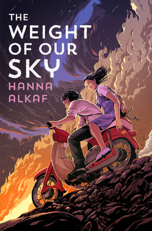 The Weight of Our Sky Book Cover