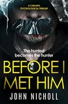Before I Met Him (DI Gravel, #3)