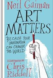 Art Matters Book