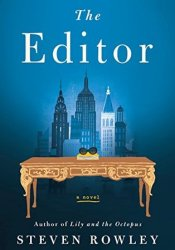 The Editor Book by Steven  Rowley