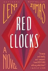 Red Clocks Book