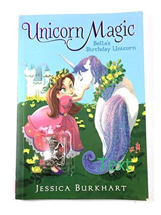 Unicorn Magic By Jessica Burkhart [Paperback]