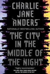 The City in the Middle of the Night Book