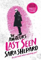 Last Seen (The Amateurs, #3) Book