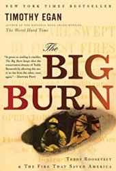 The Big Burn: Teddy Roosevelt and the Fire that Saved America Book