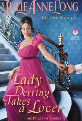 Lady Derring Takes a Lover (The Palace of Rogues #1) Book