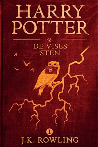 Harry Potter og De Vises Sten (Harry Potter-serien Book 1)
