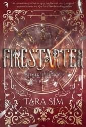 Firestarter (Timekeeper #3) Book