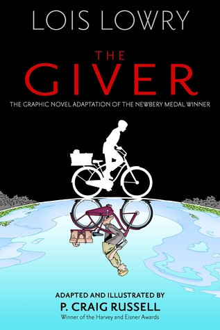 The Giver: Graphic Novel