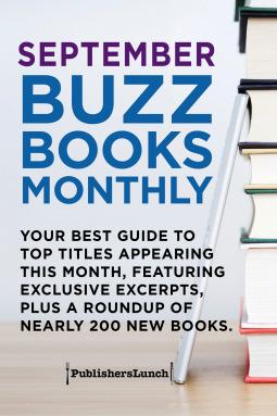 September 2018 Buzz Books Monthly