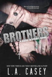 Brothers (Slater Brothers, #6) Book