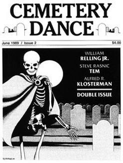 Cemetery Dance: Issue 2